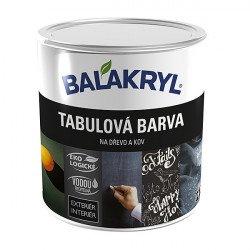 Balakryl TABULOVA BARVA